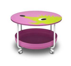 Pigga barnbordet Igelkott med rejäl förvaring under. Kommer från svenska Micki.