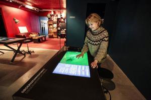 Susanne Kindström jobbar för att Storsjöodjurscentret ska bli mer än något för bara turister.