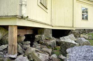 Upprustning. Emiliakapellet i Porla brunn ska renoveras för en miljon kronor.