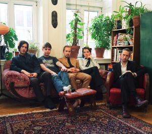 Popbandet Björns Vänner är baserade i Malmö.
