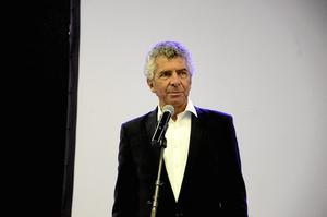 Ulf Spendrup, invigningstalare