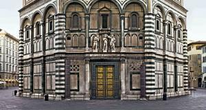 Nu har Paradisets dörr i Florens restaurerats.