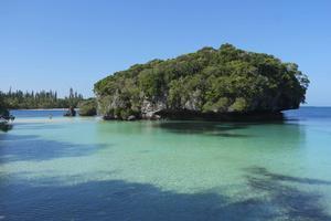 På Ile des Pines möter du paradiset. Ta en dagstur eller stanna flera dagar.