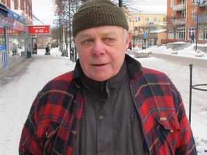 Per-Anders Fritshammar, 72, pensionär, Järna:– Älgen. Det är ett ståtligt och vackert djur som finns i stort sett över hela landet, det är ett självklart val.
