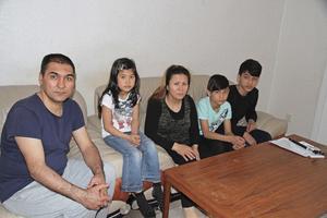 Mohammedali är orolig för vad som händer med familjen om de blir utvisade till Afghanistan.