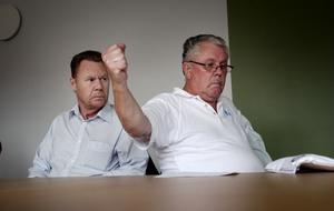 Kjell och Karl Inge Brelin vann budgivningen.