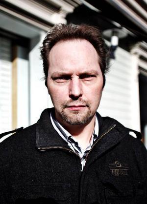 Niklas Segelbrant:– Nej. Jag har fyra ungar så jag har inte tid.