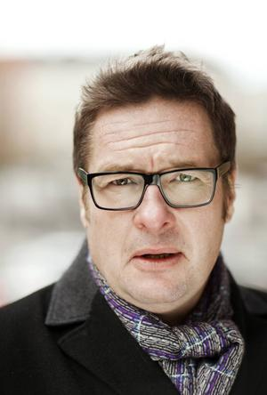 Artikelförfattaren Kristian Lundberg.