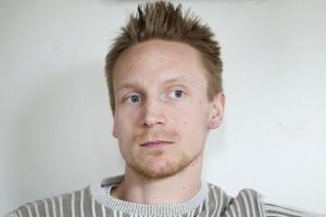 Daniel Kvarnström är rätt ny inom sociala medier, han skaffade ett Facebook-konto för några veckor sedan.