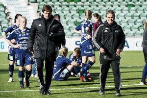 Det ville sig inte borta mot IFK Kalmar heller. Trots en bra andra halvlek föll Patrik Jonsson och Fredrik Carströms SDFF med 3–1.