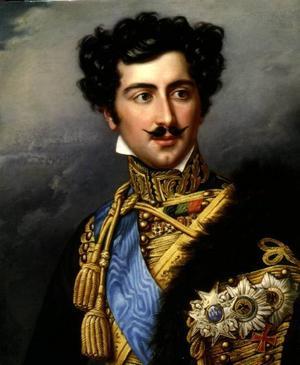 """Kronprinsen Oscar var liksom sin far Karl XIV Johan ett tag delägare i ångaren """"Oscar"""". Bilden är inskickad av Ingvar Henricson."""