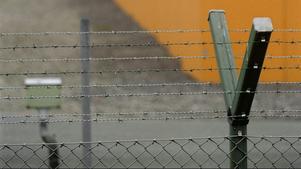 Arkivbild: Fängelse.