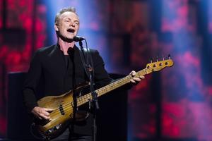 Den 16 juni ger Sting en exklusiv konsert i Dalhalla.