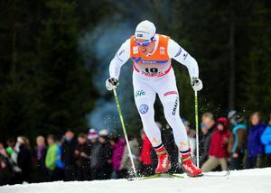 Calle Halfvarsson vurpade i Davos och tvingades avstå världscuptävlingen i Rogla. Men nu är Sågmyrakillen på gång igen efter sin ryggskada och måndagens test gav ett positivt besked.