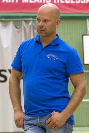Johan Olsson, vd för Golvettan.