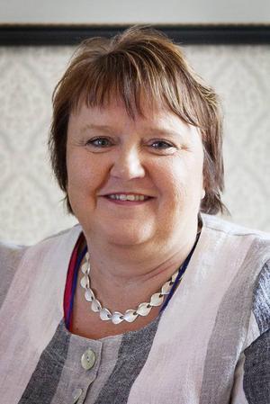 AnnSofie Andersson (S), kommunstyrelsens ordförande.