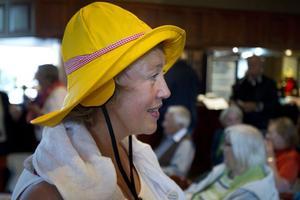Jannie Fasth från Hudiksvall hela livet, initiativtagare till seniordagen.