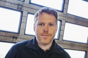 Erik Hedlund, trafikchef på Din Tur.