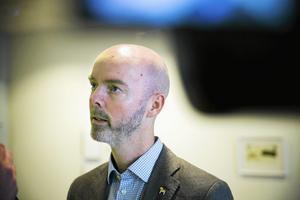 Jonny Gahnshag (S)  kommunalråd Falun