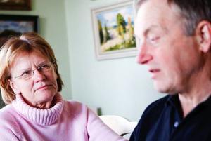 Kristina och Sten Wadensjö delar det stora intresset för trädgårdsodling.Sten Wadensjö, Östersund, är ordförande för Trädgårdsföreningen i länet. Självklart lägger han ned många timmar i den egna trädgården också.