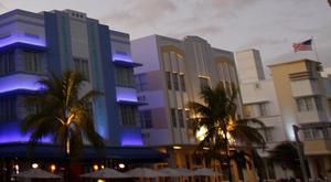 Låna en lägenhet i Miami på semestern.