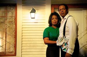 Oprah Winfrey och Forest Whitaker spelar äkta makar i