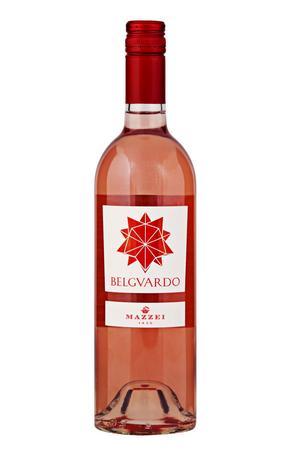 Belguardo Rosé – laxrosa och läckert.