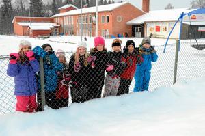 Skolan – Hjärtat i byn. På bara några år har antalet elever i Järnboås skola fördubblats. Här går i dag 70 barn från förskolan till årskurs 6.