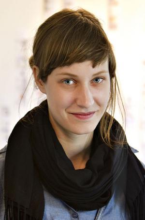 Weronika Bela är en av årets Engman-stipendiater.