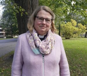 Christina Eriksson, Folkärna, är ny kyrkoherde inom Falu pastorat och tillträder sin tjänst i januari nästa år.