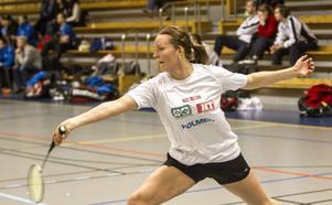 Andrea Kupari vann sin singel mot Borlänge och det gav laget energi efter 0–2-underläge.