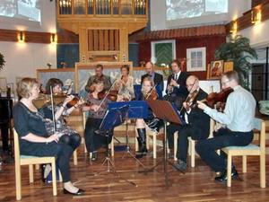 Musikgruppen Spelofs. Bild: Allan Nilsson.