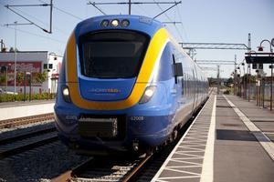 Efter en del barnsjukdomar är nu de nyinköpta  Coradia  Nordic XC62-tågen redo för att kunna trafikera på Ådalsbanan,