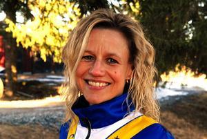 På DM i medeldistans var Domnarvets Karolina A Höjsgaard tillbaka - fast bara som åskådare. Drömmen om att åter få tävla har hon inte släppt.
