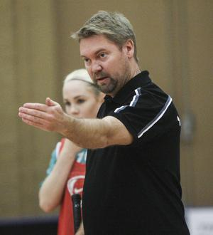 Johnny Olofsson, tränare Hudik/Björkberg.