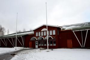 Borlänge Tennishall. En numera kommunägd anläggning som kan få ett nytt användningsområde.