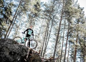 Matthias Wengelin nådde toppen 2016 – efter att ha tappat glädjen i cyklingen och brottats med sig själv vintern 2015/16 (arkivfoto).