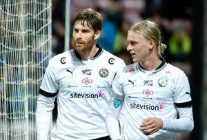 Magnus Wikström (t.v) och Kalle Holmberg.