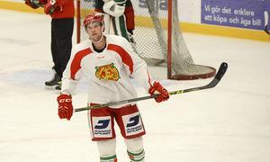 Patrik Eklund kommer att få vänta tills nästa säsong innan det är dags att dra på sig Moratröjan igen.