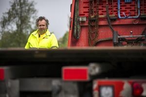 Tomas Thyr har intrycket att trafikanternas hänsyn har minskat de senaste åren.