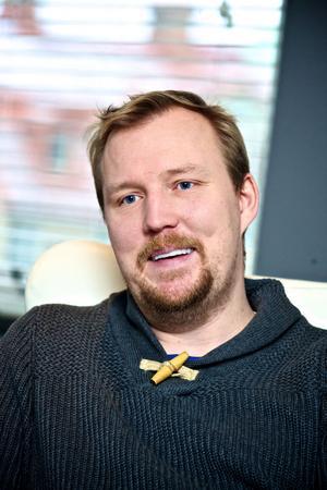 Andreas Johansson Österberg tänker ge sig in i flygbranschen.