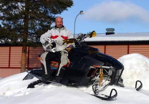 Anders Sterner och hans företag Snowolverine har tilldelats ett hederspris.