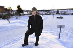 KÖPTE PARKEN. I februari sa kommunfullmäktige ja till en försäljning av Folkets park för 4 miljoner kronor. Köparen Nicklas Nyberg planerar bland annat att bygga nya bostäder på tomten.