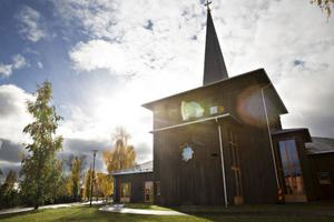 Krokoms nya kyrka