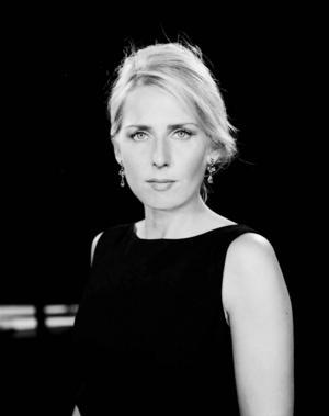 Margareta Bengtson uppträder med