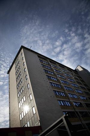 Mannen och kvinnan fördes i ambulans till Sollefteå sjukhus.