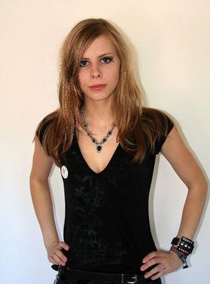 Hanna Wagenius,  ny i Cuf:s förbundsstyrelse.