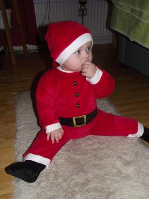 I år är det Kevins första jul o den kommerbli speciell..