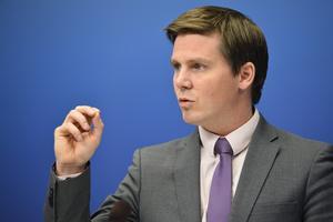Erik Ullenhag är en av kandidaterna till att bli Liberalernas nya partiledare.