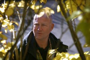 Författaren Åke Edwardson.